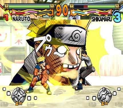 Amazon.com: Naruto Ultimate Ninja 2 - PlayStation 2: Artist ...