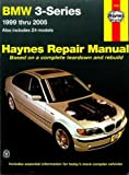H18022 1999-2005 BMW 3-Series Z4 325ci 330c Haynes Car Repair Manual