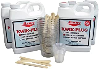 product image for Kwik Plug Black 1 Gal Kit