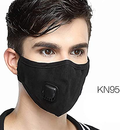 Straps Pollution Dust N95 Adjustable N99 For adult Kids Mask Anti