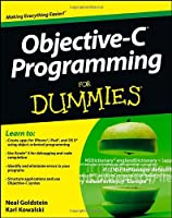 Objective-C Programming For Dummies Front Cover