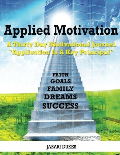 Read Online Applied Motivation 30 Day Journal pdf epub