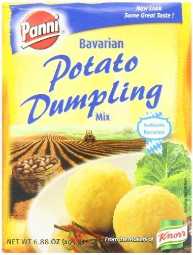 Panni Mix Bavarian Potato Dumpling (pack of 3)