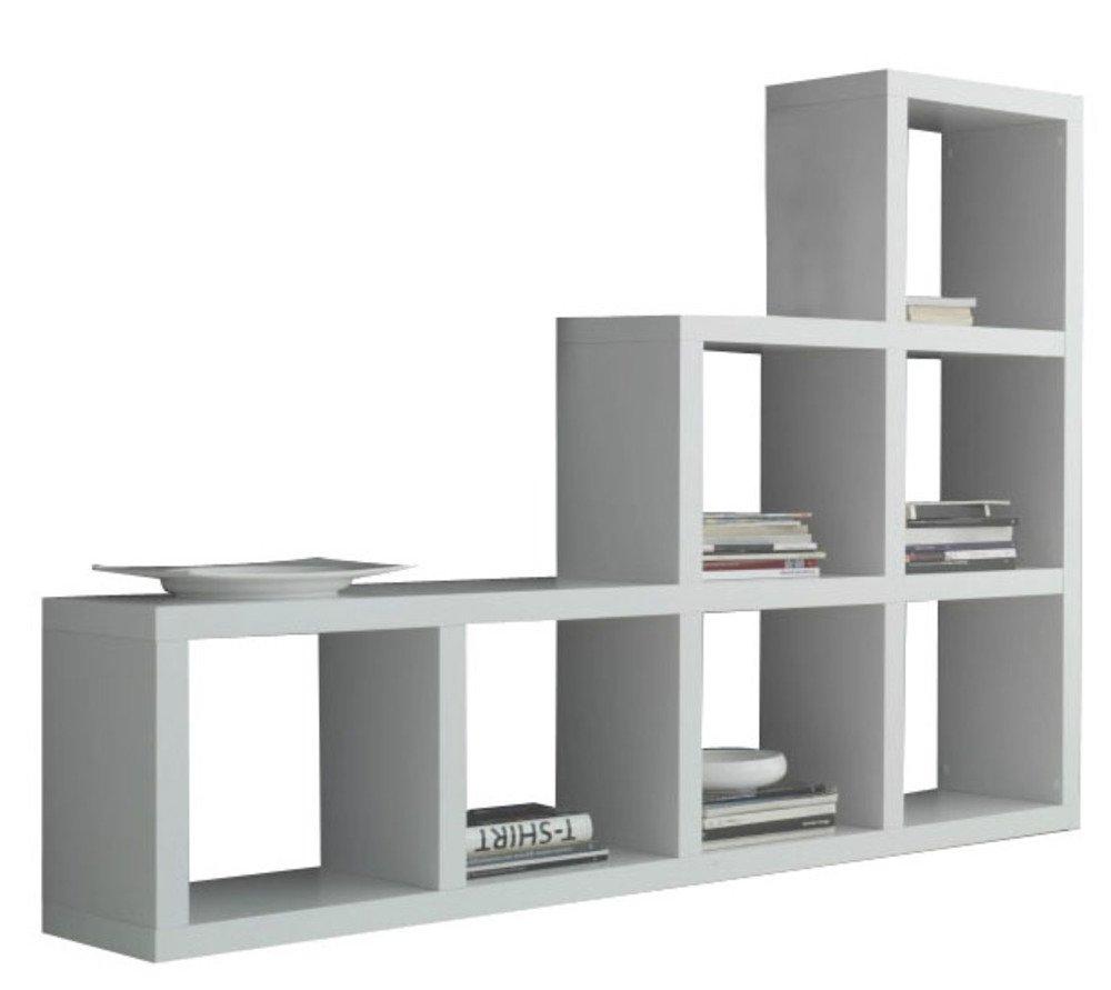 Scala per libreria ikea scrivania con libreria with scala for Coprigradini per scale in legno ikea