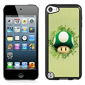 Hot Sale And Popular iPod Touch 5 Case Designed With Cute Cartoon Super Mario iPod Touch 5 Phone Case