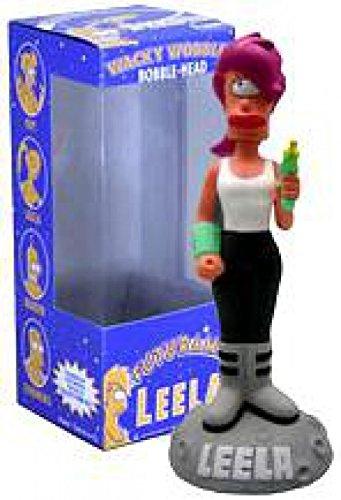 Funko Futurama Leela Nodder Wacky Wobbler -