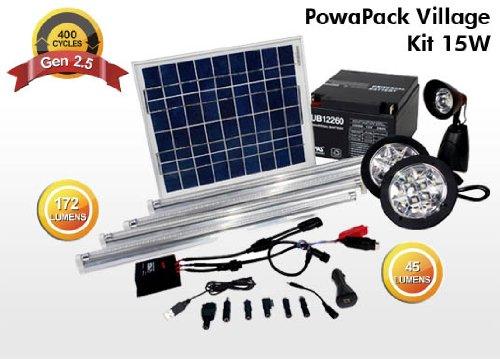 Barefoot Power 15W Solar Home Lighting System
