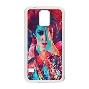 Samsung Galaxy S5 Cell Phone Case White Marina And The Diamonds Dxpuk