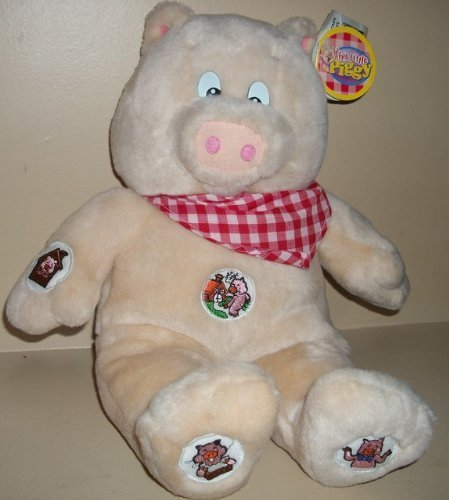 This Little Piggy Storyteller Plush 15 by This Little Piggy Plush Storyteller