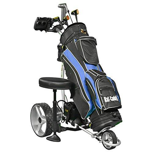 Electric Golf Caddy >> Bat Caddy X4r Electric Golf Cart Powered Caddie Bat Caddy Golfcart
