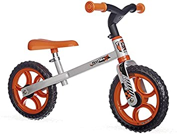 Smoby- Bicicleta Aprendizaje, Color Naranja (Simba Toys 770200 ...