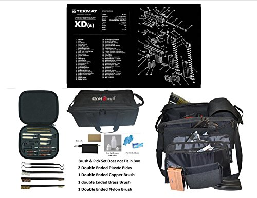 9 mm range bag - 6