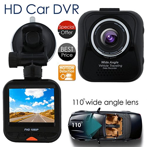 Gotd Full HD 1080P Car DVR Vehicle Camera Video Recorder Cam With 2.3