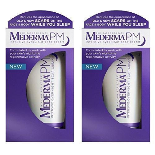 Merz Pharmaceuticals MEDERMA PM SCAR CREAM 1 OZ, Pack of ...