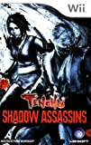 Tenchu - Shadow Assassins Wii Instruction Booklet (Nintendo Wii Manual Only - NO GAME) [Pamphlet only - NO GAME INCLUDED] Nintendo