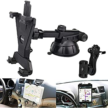 iPhone 6s// 6s plus// 6+ // 6 // 5s // 5c // 5 sPro2 Windshield Dash and Vent Combo car dock // car mount // car holder for all Smartphones Samsung Galaxy S7 // S6 plus // S6 // S5 // S4 // Note 5 // Note 4 // Note 3 // works with all Cases and extended batteries too