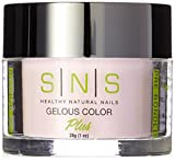 SNS dipping powder. No odor. No liquid. MO primer. And no UV light needed. Easy application. Light weight and durable. Looks and feels natural. Vitamins and calcium fortified. Formaldehyde, toluene and DBP free. 14 days manicure with a mirror...