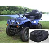 """Deluxe ATV Covers (XXL). Fits Utility ATV up to 100"""" Length."""