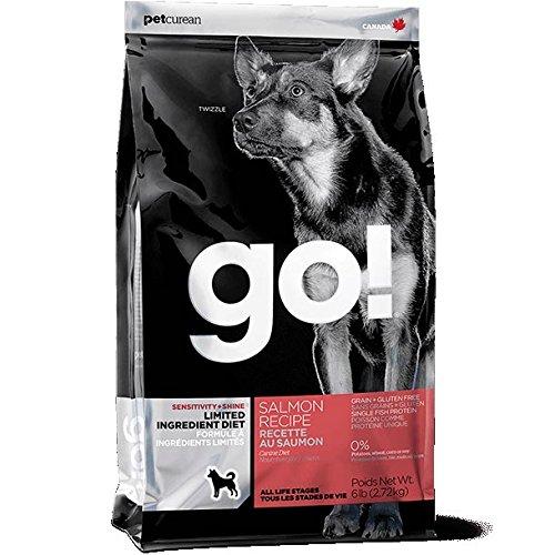 【正規輸入品】GO!(ゴー)ドッグフード SS LID サーモン 11.34kg(全犬種) B06WLMLLM1