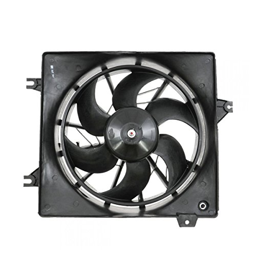 Radiator Cooling Fan Assembly for Hyundai Tiburon (Hyundai Tiburon Radiator Cooling Fan)