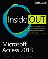 Microsoft Access 2013 Inside Out Front Cover