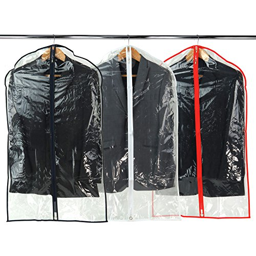 Hangerworld Showerproof Garment Cover Colors