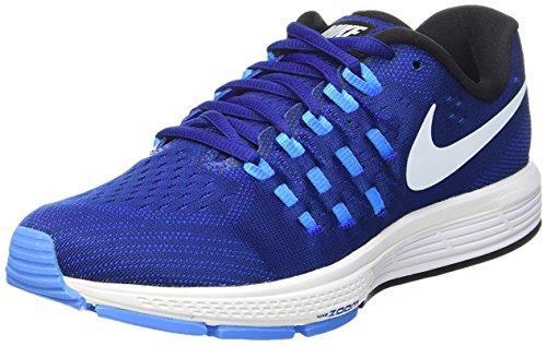 Nike 818100-400, Zapatillas de Trail Running para Mujer Azul (Deep Royal Blue / White-Blue Glow-Black)