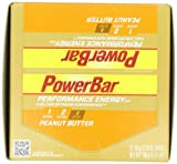 PowerBar Performance Energy Bar, Peanut Butter, 2.29-Ounce Bars (Pack of 24)