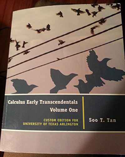 calculus early transcendentals volume 2 pdf