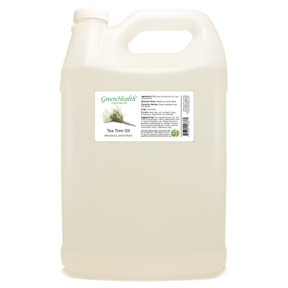 1 Gallon Tea Baum Essential öl (100% Pure & Uncut) - Greenhealth