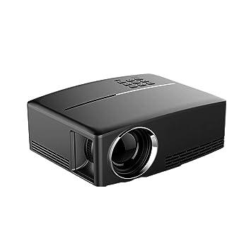 ZYN-RN Mini proyector Proyector portátil Gp80 Proyector de Video ...