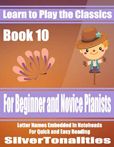 Learn to Play the Classics Book 10
