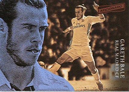 san francisco d70b7 d1eaf Amazon.com: 2017 Panini Aficionado #36 Gareth Bale Real ...