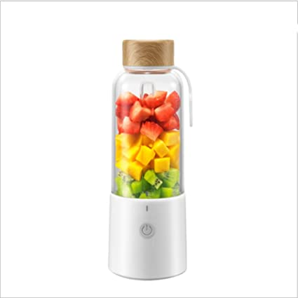 Exprimidor Extractor De Jugo Mini Juicer Eléctrico 250Ml ...