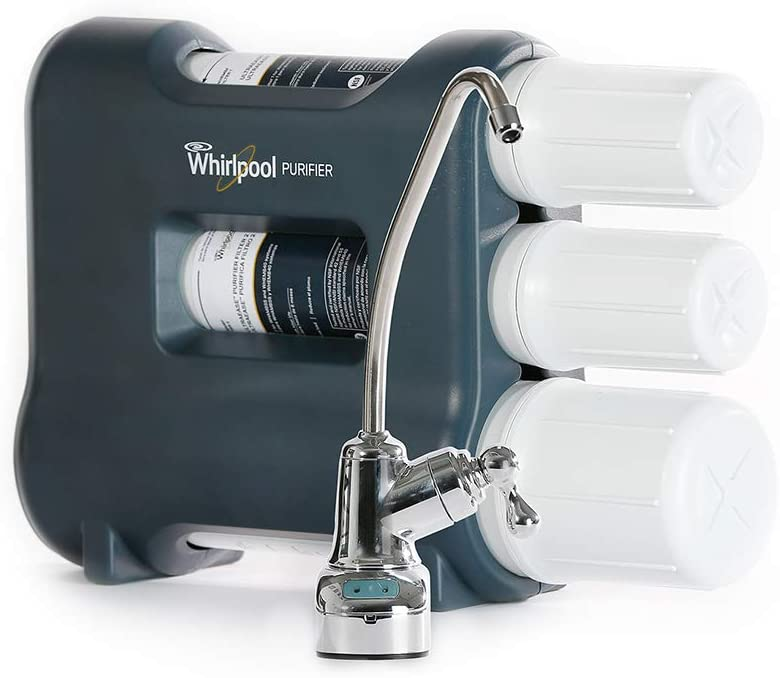 Whirlpool WHAMBS5 Under Sink Water Filter Reviews