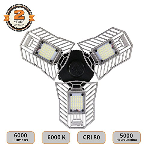 6000 Lumen Led Light