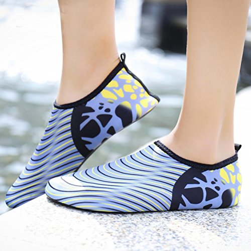 Shoes Shoes Water Skin Sneaker Men's Aqua Yoga Wading Women's Beach Swim Sneakers Black UPfHw