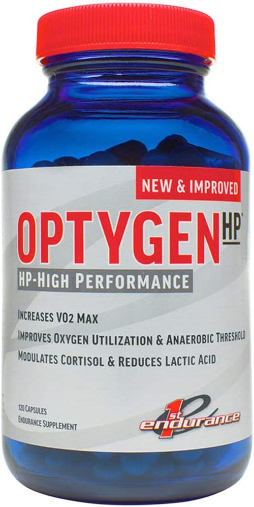 2018 Optygen HP New and Improved with Beta-Alanine and 10% Rosavins. 120 Capsules