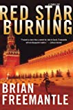 Front cover for the book Red Star Burning by Brian Freemantle