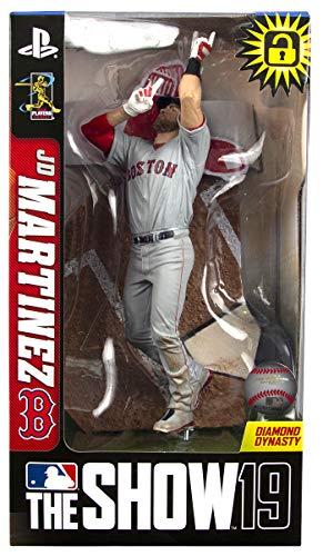 MLB The Show 19 J.D. Martinez Action Figure ()