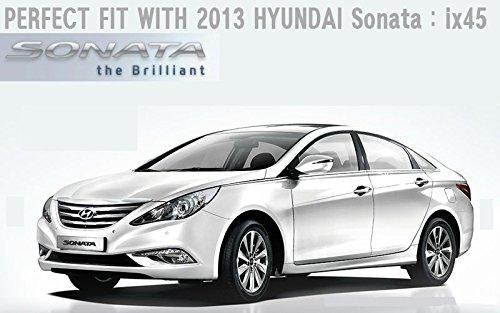 AutomotiveApple 561713S100YDA 561723S100YDA Ornament Cover 2p For Hyundai i45 Sonata YF 172358943331 AMHM0830