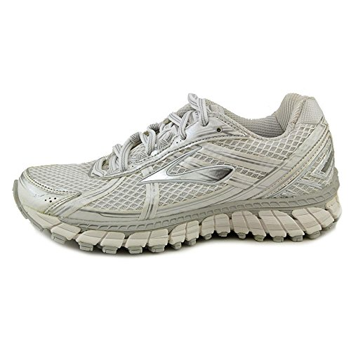 Brooks Women Adrenaline GTS 15 Blanco/Plateado