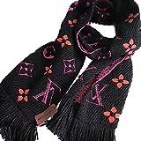 Women Fashion Luxury Soft Warm Wool Cashmere Scarf (70.8inx 11.8in)