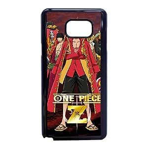 Samsung Galaxy Note 5 Caso Negro One Piece Film Z DIY Diseño Caja del teléfono V0W0PE