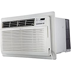 LG 10,000 BTU Portable Air Conditioner and Dehumidifier Function with Remote ControlThe LG 10,000 BTU 230V through-the-wall air conditioner is perfect for cooling a room up to 450 square feet. Keep your cool with this stylish and powerful wal...