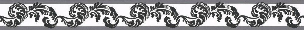 Stick Ups border - material: self-adhesive border - colour: white, grey, black - article no. 7690-4317 n.a. 9043-17