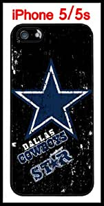 Dallas Cowboys iPhone 5 5s Case Hard Silicone Case