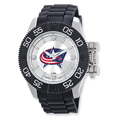 Mens Nhl Columbus Blue Jackets Beast Watch, Best Quality Free Gift (Columbus Blue Jackets Ladies Watch)