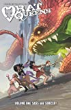 """Rat Queens Volume 1 - Sass & Sorcery TP"" av Roc Upchurch"