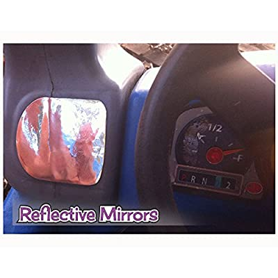 Replacement Stickers Spare Decals Fits Step2 Semitruck Semi Truck Ride-on Toy: Toys & Games